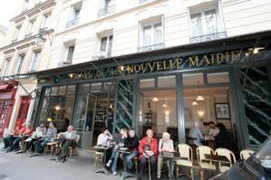 Restaurant Café de la Nouvelle Mairie