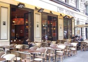 Restaurant Café Monceau