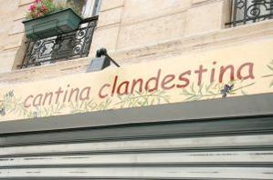 Restaurant Cantina Clandestina
