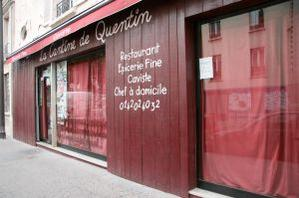 Restaurant La Cantine de Quentin