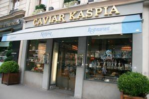 Restaurant Caviar Kaspia