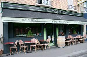 Restaurant Chez Blanchette