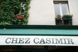 Restaurant Chez Casimir
