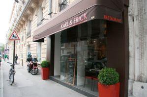 Restaurant Chez Karl et Erick