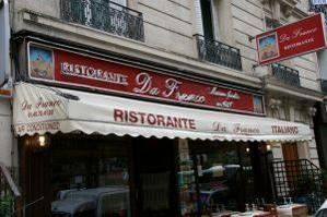 Restaurant Da Franco