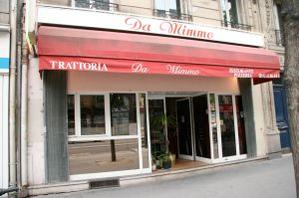 Restaurant Da Mimmo