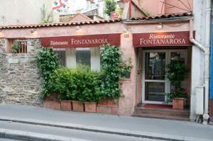Restaurant Fontanarosa