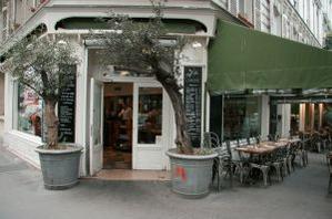 Restaurant Fuxia - Batignolles