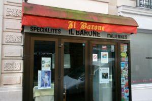 Restaurant Il Barone
