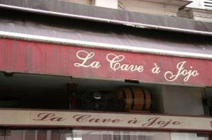 Restaurant La Cave à Jojo