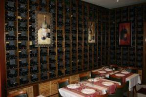 Restaurant La Cave Lanrezac