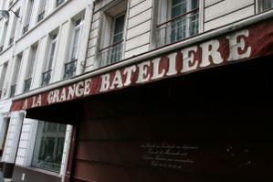 Restaurant La Grange Batelière