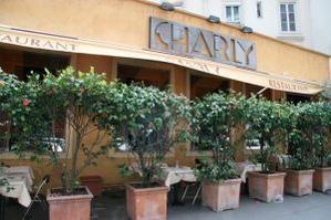 Restaurant La Maison de Charly