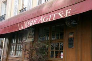 Restaurant La Mère Agitée