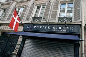 Restaurant La Petite Sirène de Copenhague