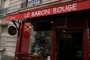 Restaurant Le Baron Rouge