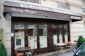 Restaurant Le Beurre Noisette