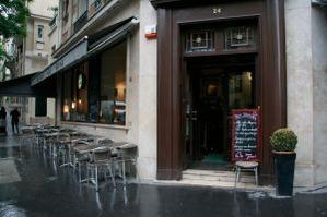 Restaurant Le Café qui parle