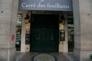 Restaurant Le Carré des Feuillants
