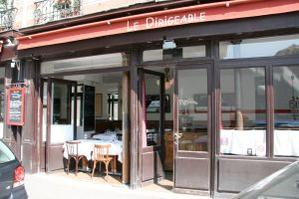 Restaurant Le Dirigeable