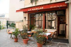 Restaurant Le Hangar
