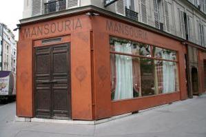 Restaurant Le Mansouria