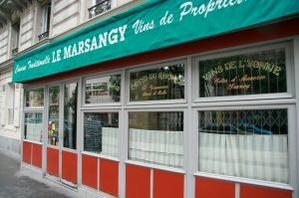 Restaurant Le Marsangy