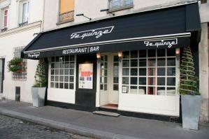 Restaurant Le Quinze