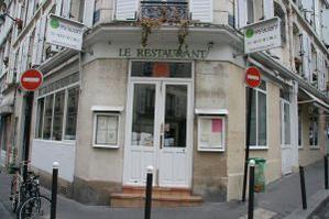 Restaurant Le Restaurant du XVIIIe