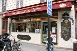 Restaurant Le Réveil du 10ème