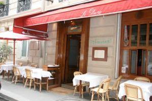 Restaurant Le Stresa