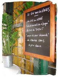 Restaurant Le Vin dans les voiles