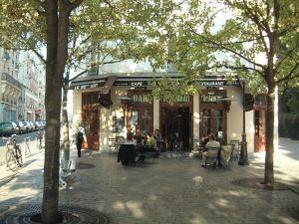 Restaurant Le Vingtième Art