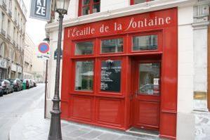Restaurant L' Ecaille de la Fontaine