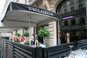 Restaurant L' Eclaireur