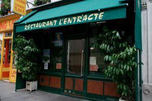 Restaurant L' Entracte