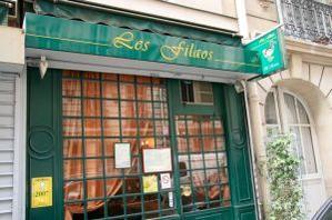 Restaurant Les Filaos