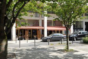 Restaurant Les Jardins de Mandchourie