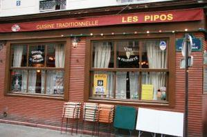 Restaurant Les Pipos
