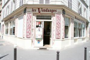Restaurant Les Vendanges