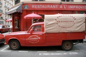 Restaurant L' Improviste