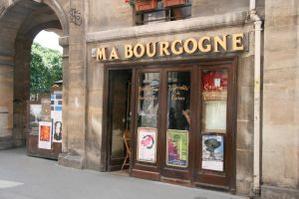 Restaurant Ma Bourgogne