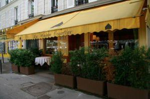 Restaurant La Maison Courtine
