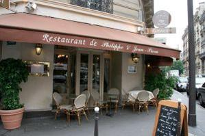 Restaurant Philippe et Jean-Pierre