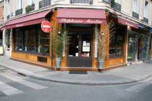 Restaurant Stéphane Martin