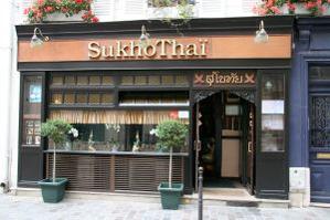 Restaurant SukhoThaï