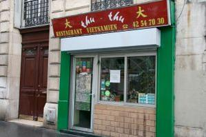 Restaurant Thu-Thu