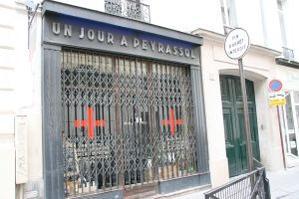 Restaurant Un Jour à Peyrassol