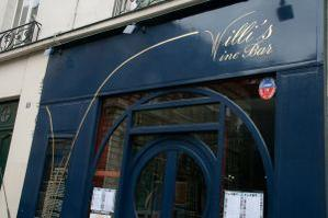 Restaurant Le Willi's Wine Bar
