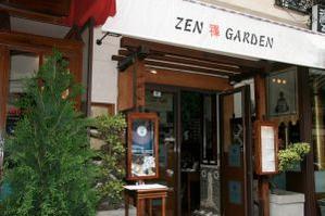 Restaurant Zen Garden